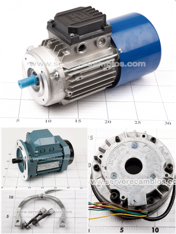 catalogue of electric motors - global delivery