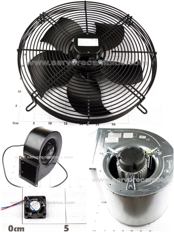 industrial fans for ventilation solutions