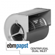 CENTRIFUGAL DUAL INLET