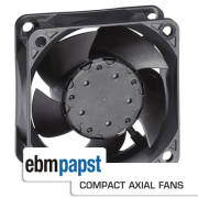 AXIAL COMPACT FANS